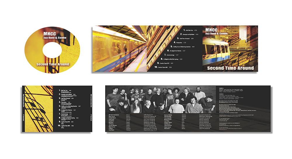 Music Michelle Clark Graphic Design